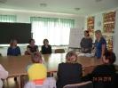 Spotkanie podsumowujące szkolenie dla kandydatów do pełnienia funkcji rodziny zastępczej spokrewnionej